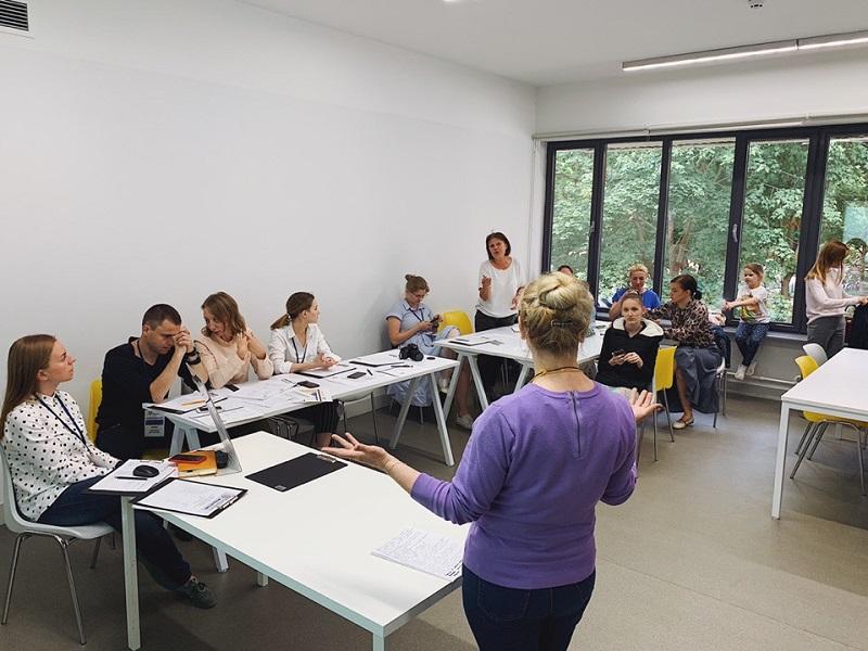 Лекции в МКЦ СЧ по продвижению проектов